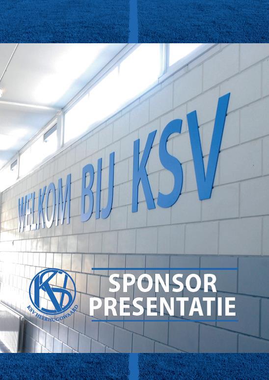 Word ook sponsor van KSV!